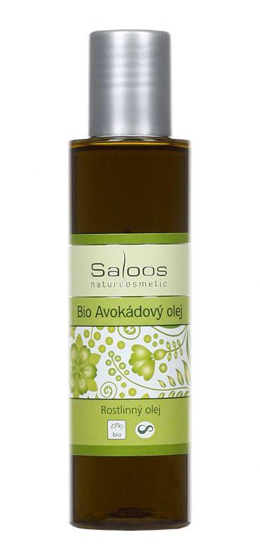 Saloos Avokádový olej 125 125 ml