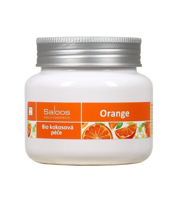 Kokosový olej - orange 250