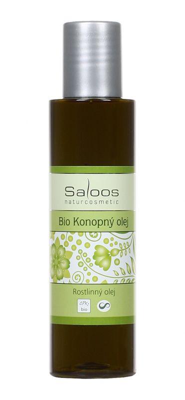 Saloos Konopný olej 125 125 ml
