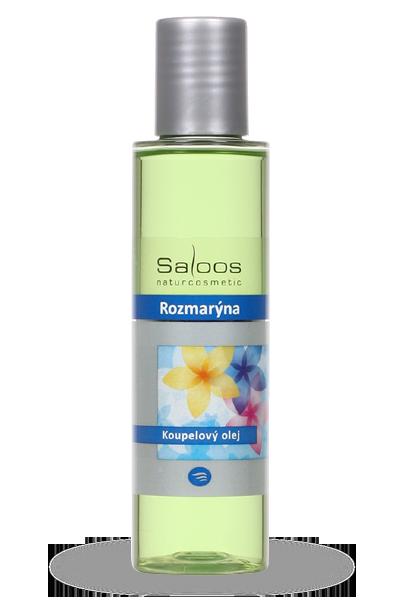Saloos Kúpeľový olej Rozmarín 125 125 ml