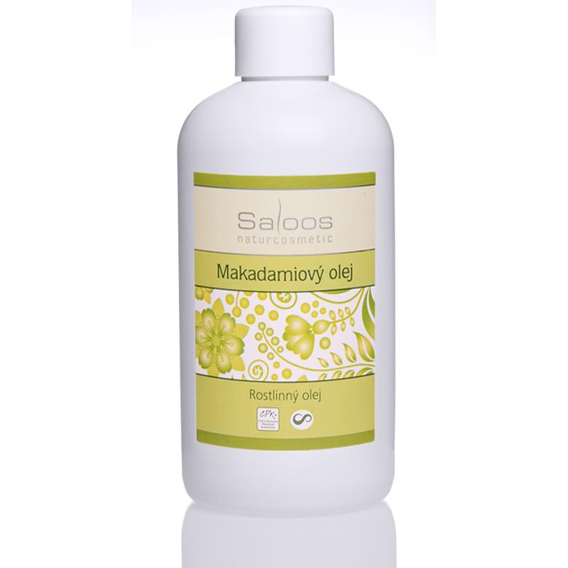 Saloos Makadamiový olej 250 250 ml