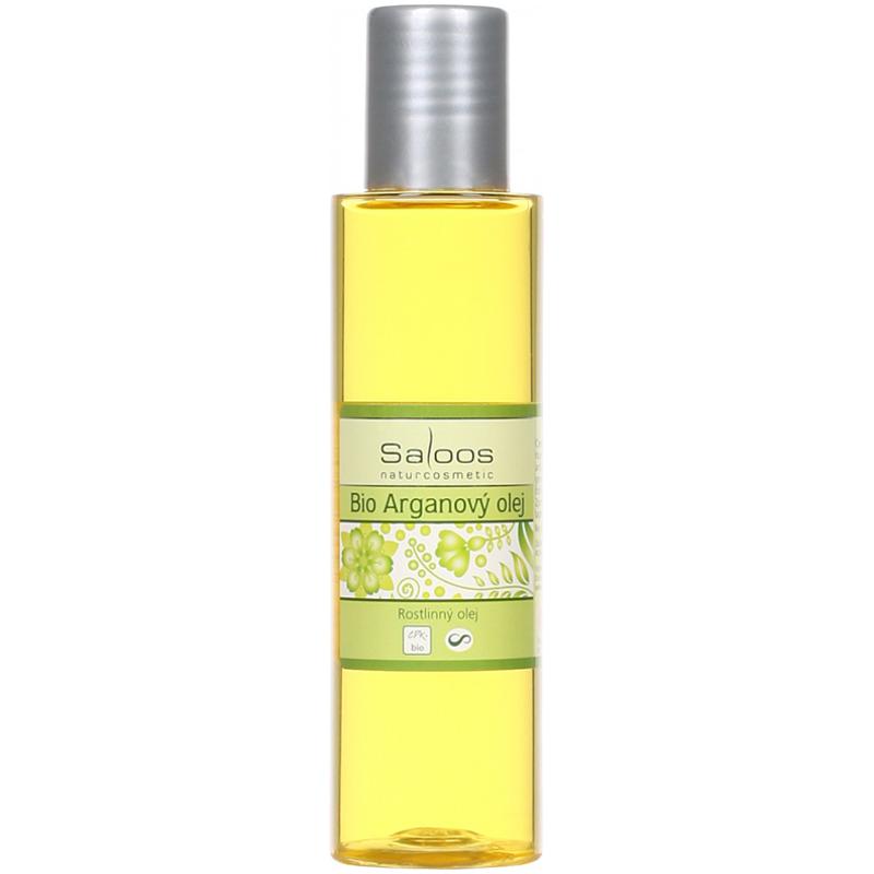 Saloos Extra BIO arganový olej 125 125 ml