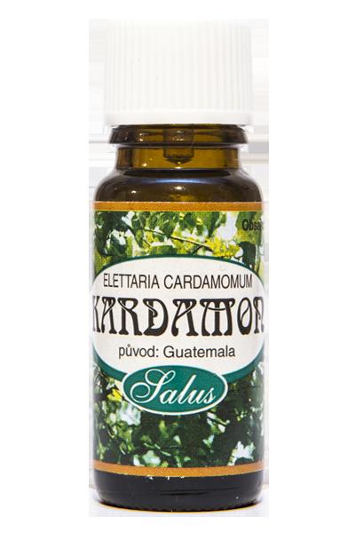Éterický olej KARDAMON 5 ml