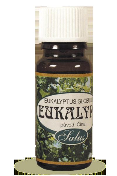 Éterický olej EUKALYPTUS Čína 20 ml