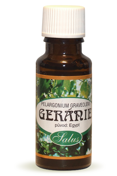 Éterický olej GERÁNIUM 10 ml