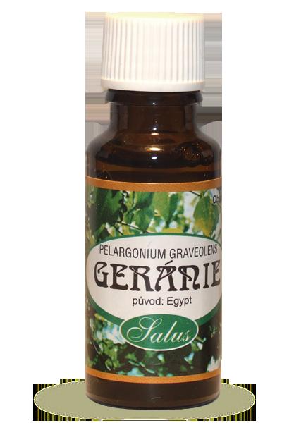 Éterický olej GERÁNIUM 5 ml