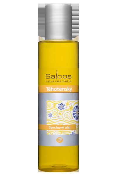 Saloos Tehotenský sprchový olej 125 125 ml