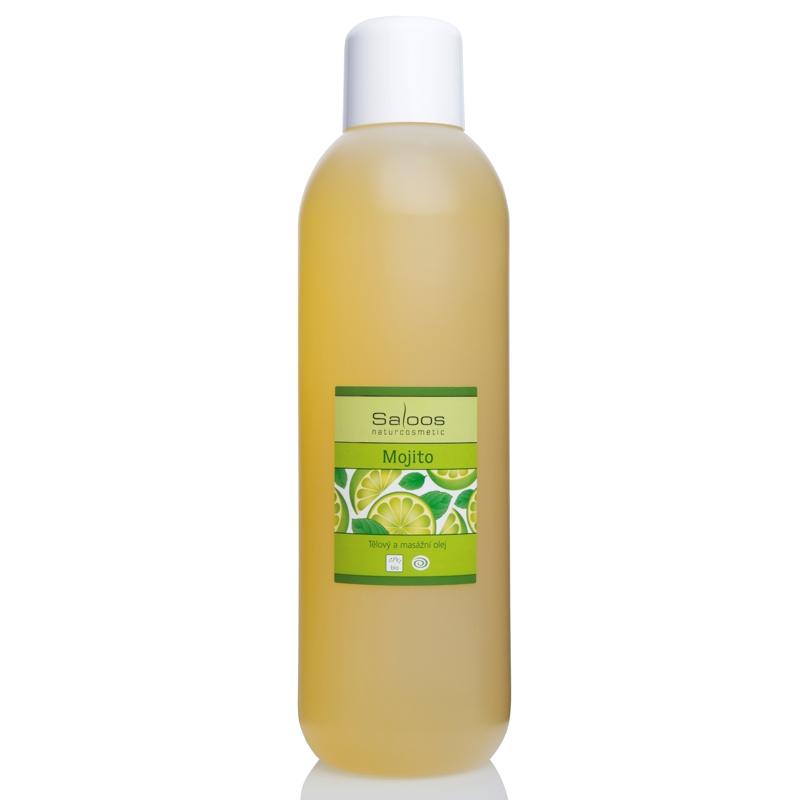 Saloos Mojito - Telový a masážny olej 1000 1000 ml