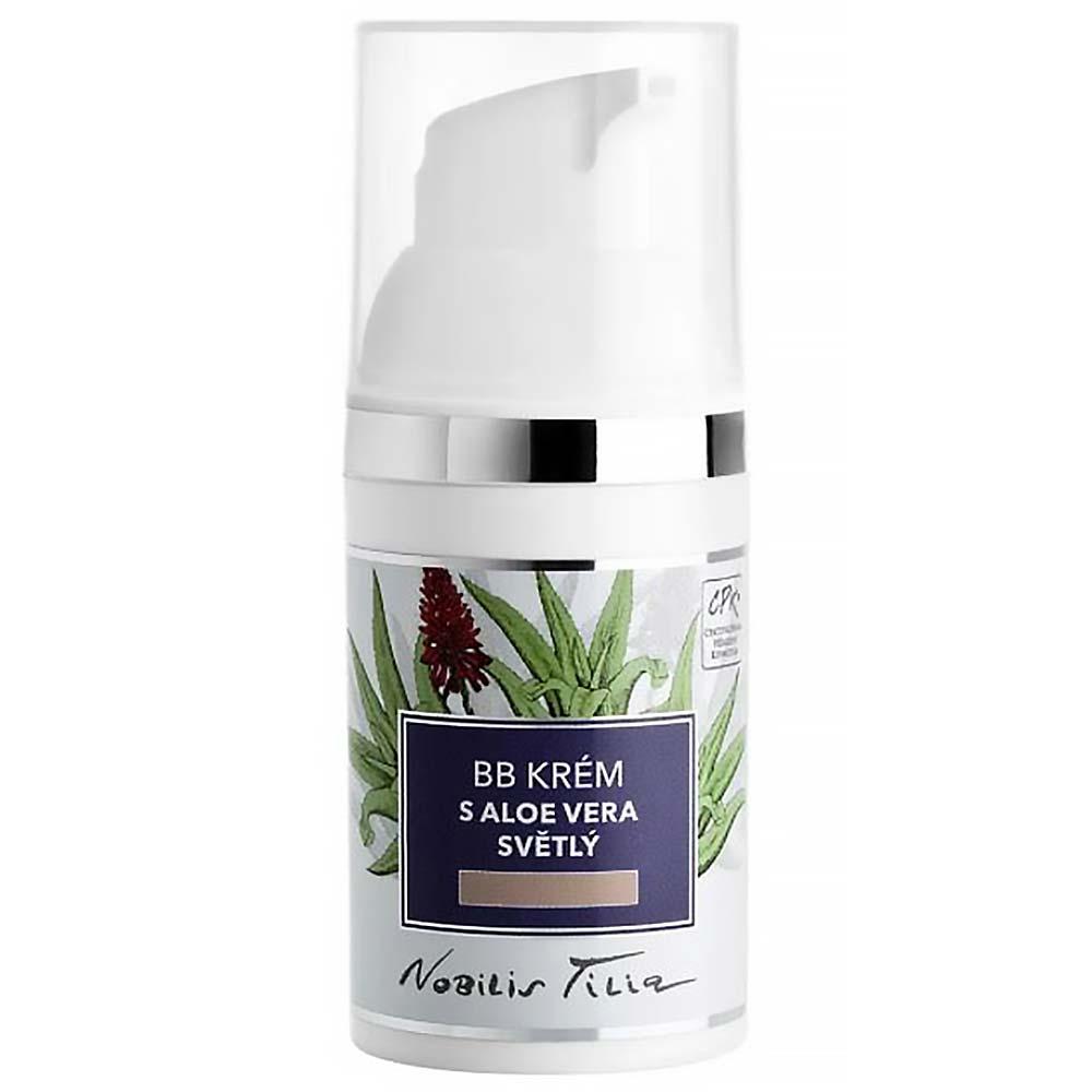 Nobilis Tilia BB krém s Aloe vera svetlý: 30 ml 30 ml
