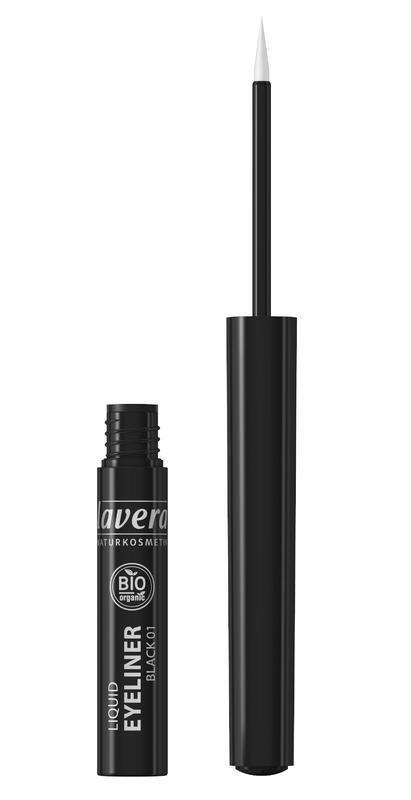 Tester Tekuté očné linky - 01 čierna 2,8 ml