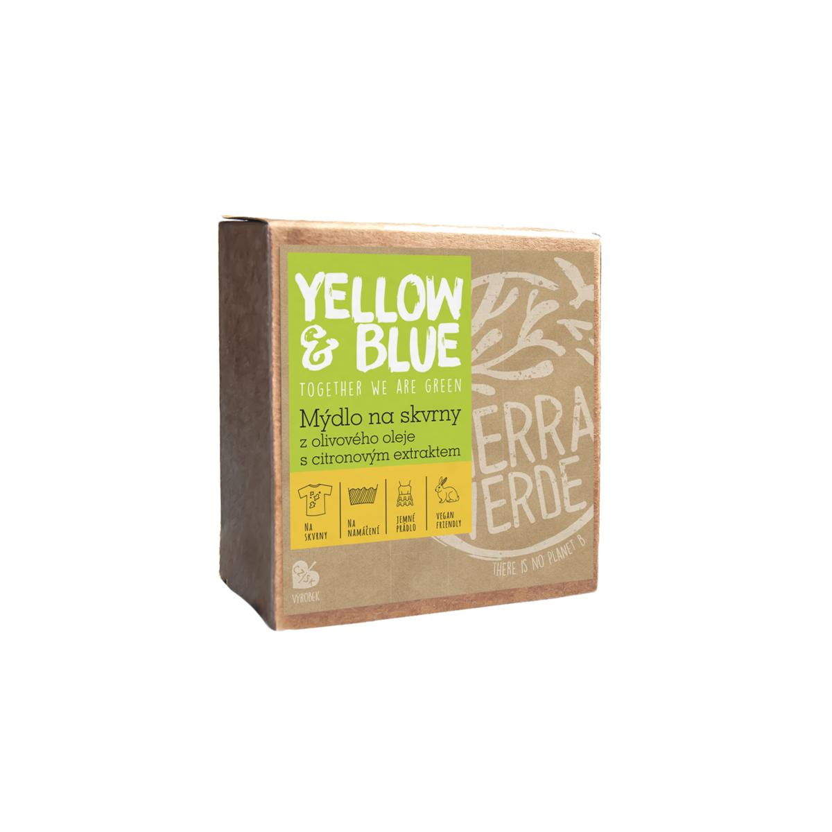 Olivové mydlo s citrónovým extraktom 200 g