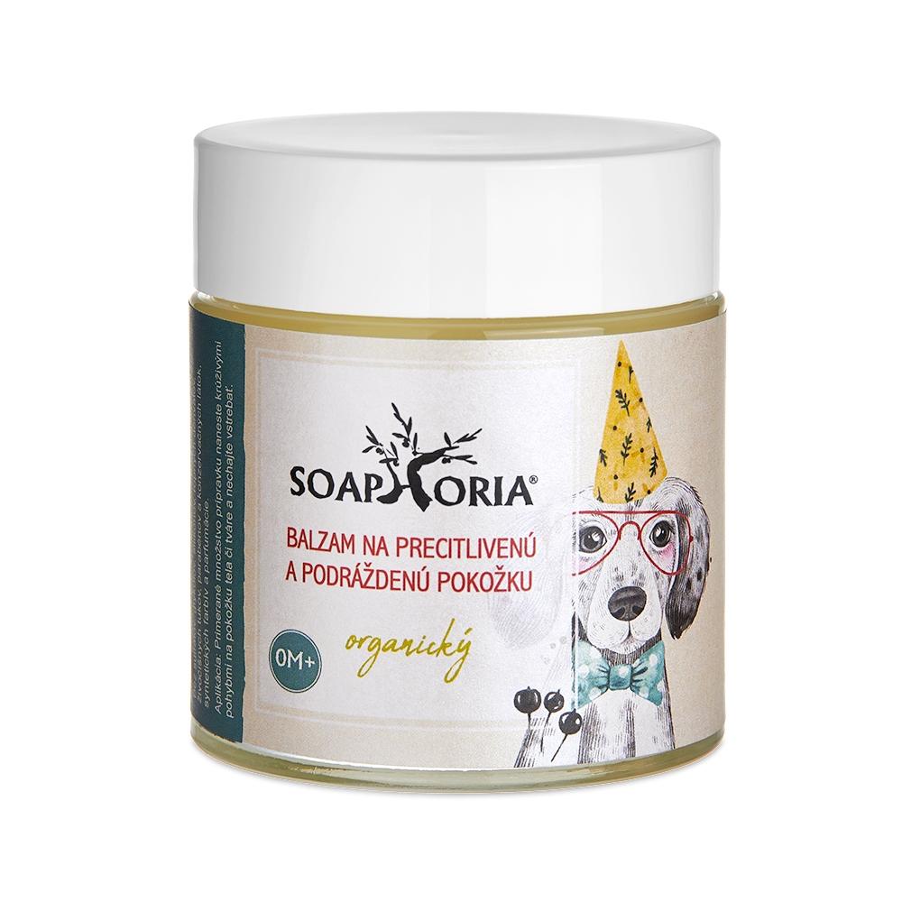 SOAPHORIA Organický balzam na precitlivenú a podráždenú pokožku 100