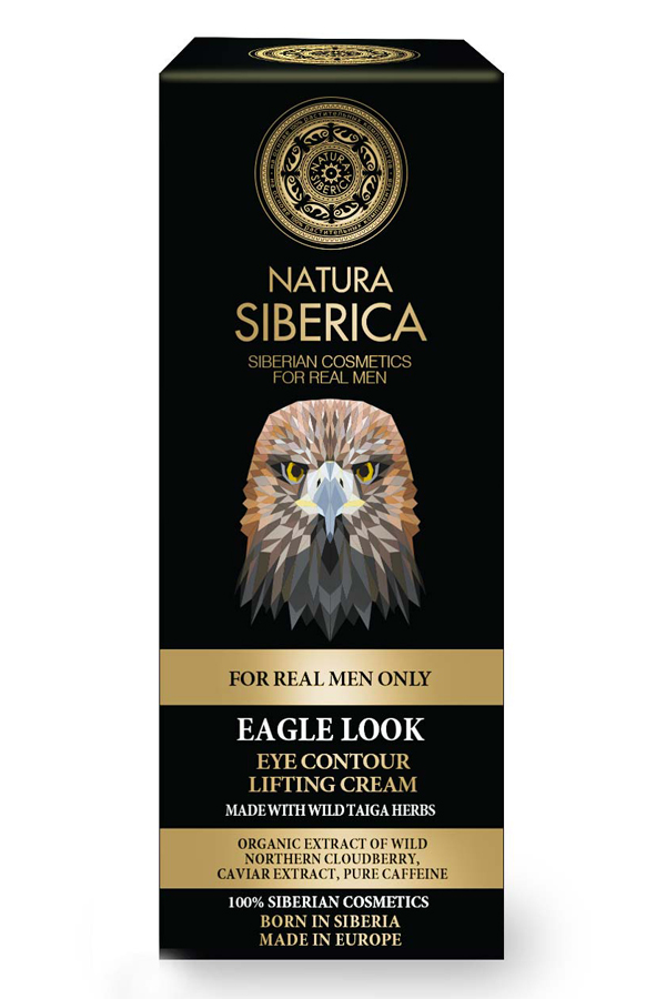 Natura Siberica Liftingový očný krém Pohľad orla 30 ml