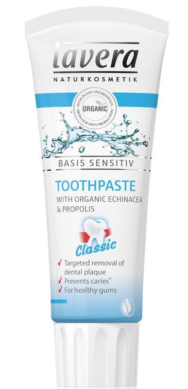 Zubná pasta Basis Sensitiv -S