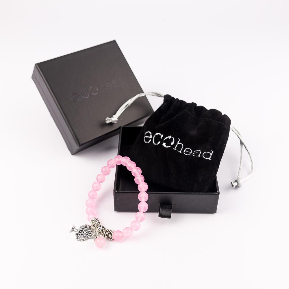 Náramok - Pink Tree s krabičkou