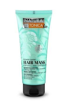 Natura Siberica Natura Estonica Power Shine hair mask 200 ml