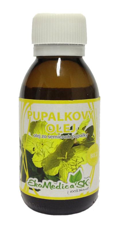 EkoMedica Olej Pupalka 100% - 100 ml 100 ml