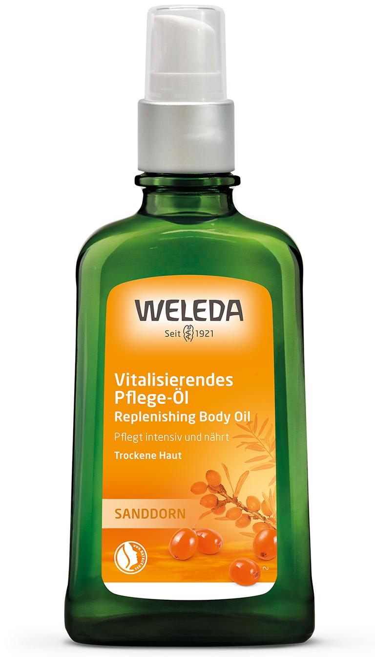 Weleda Rakytníkový vitalizujúci olej 100 ml