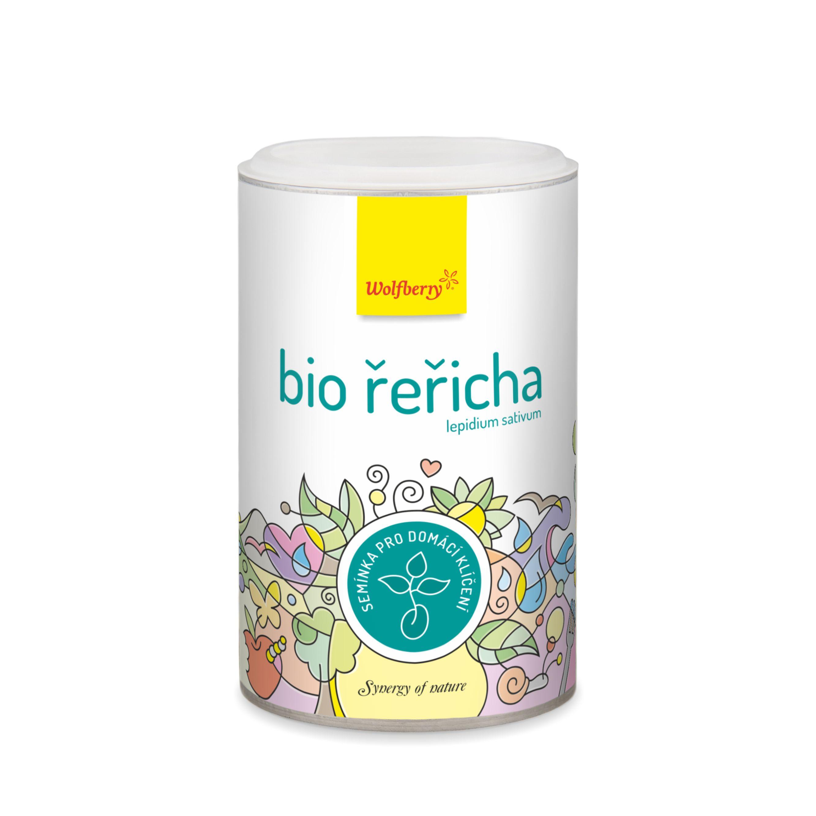 Wolfberry Žerucha BIO semienka na klíčenie 200 g Wolfberry * 200 g
