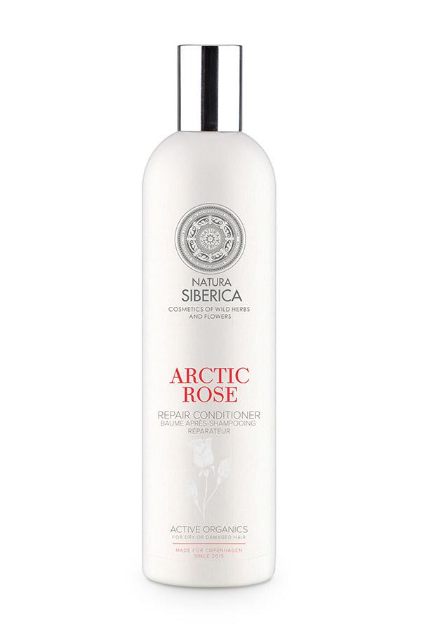 Natura Siberica Siberie Blanche - Ruža Arktická - obnovujúci kondicionér 400 ml