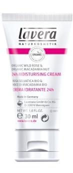 24 hodinový ružový hydratačný krém