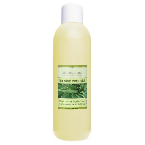 Saloos Bio Aloe vera olej 1000 ml 1000 ml
