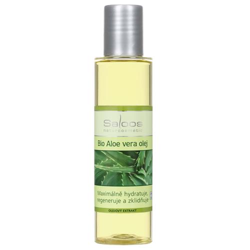 Saloos Bio Aloe vera olej 125 ml 125 ml