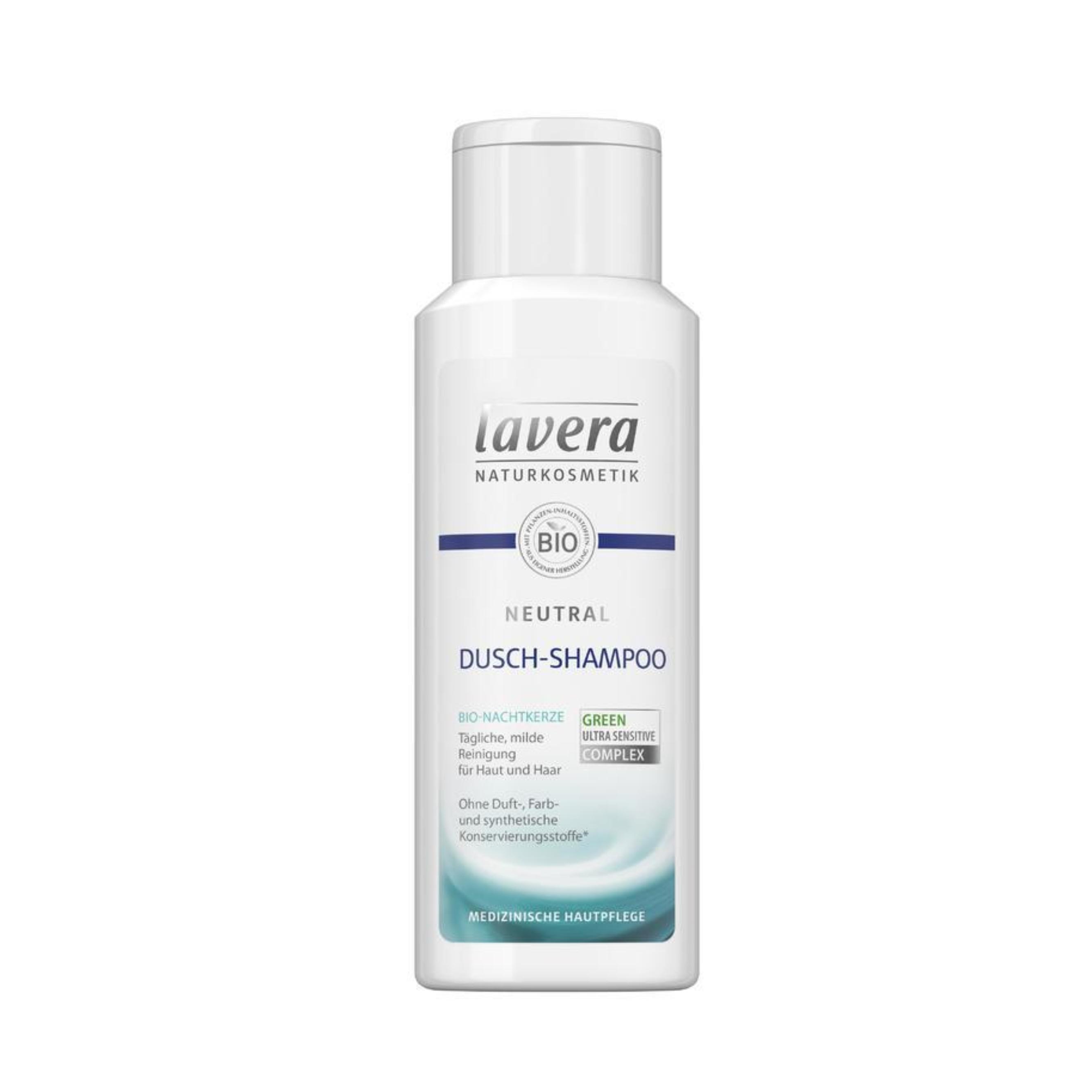 Šampón na telo a vlasy Neutral 200 ml Lavera