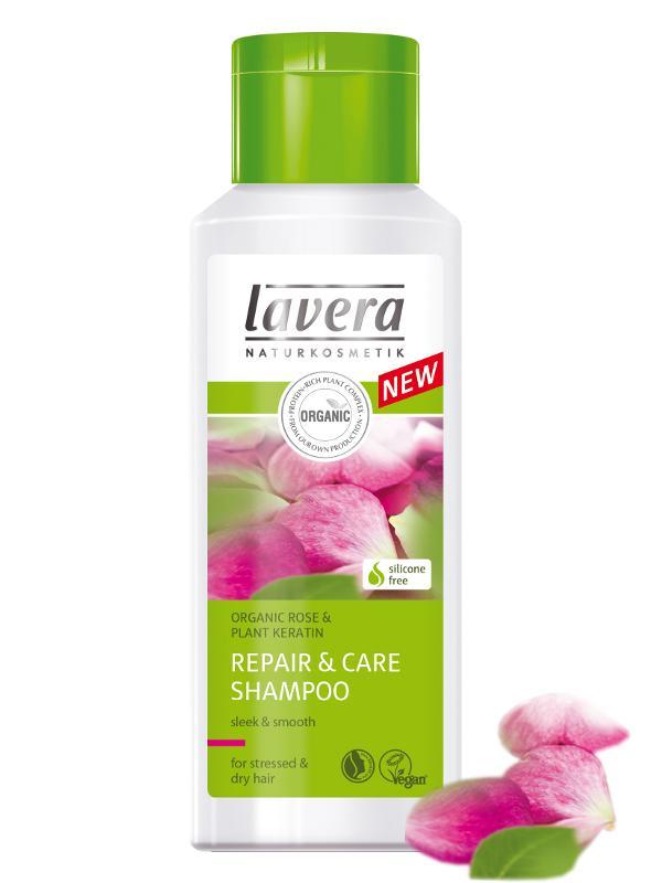 Šampón REPAIR & CARE na suché a namáhané vlasy