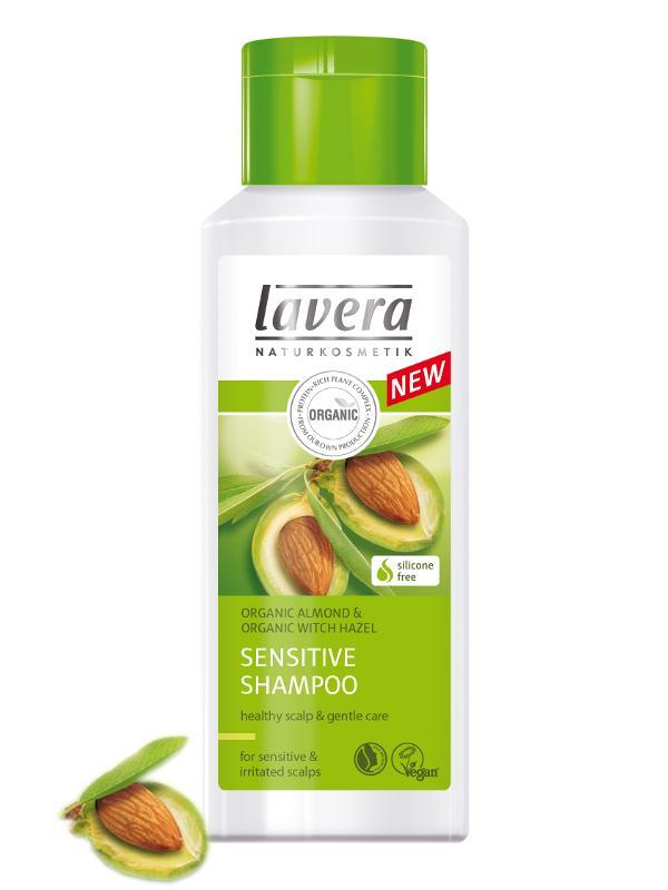 Šampón SENSITIVE pre citlivú a podráždenú pokožku