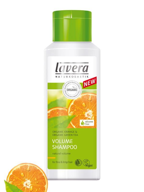 Šampón VOLUME pre jemné a slabé vlasy