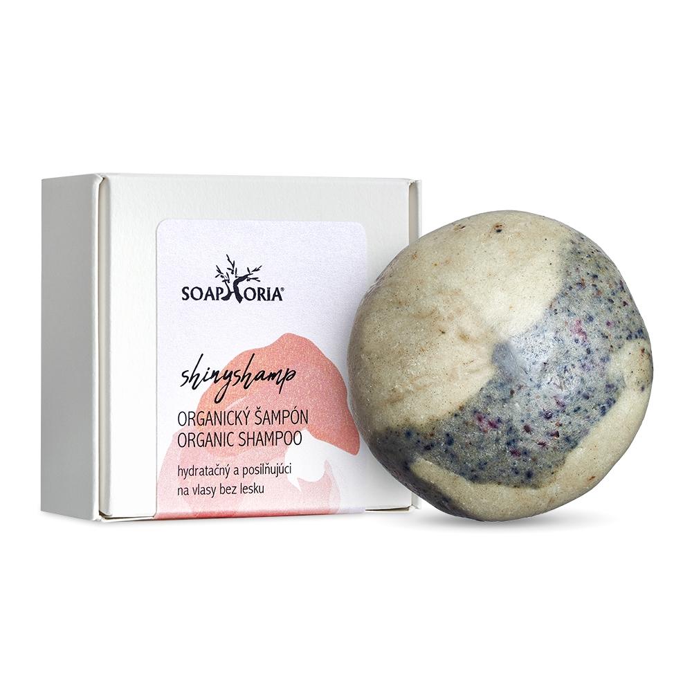 ShinyShamp - tuhý šampón na normálne vlasy bez lesku