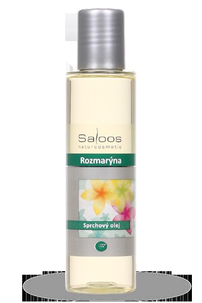 Saloos Rozmarín - sprchový olej 125 125 ml