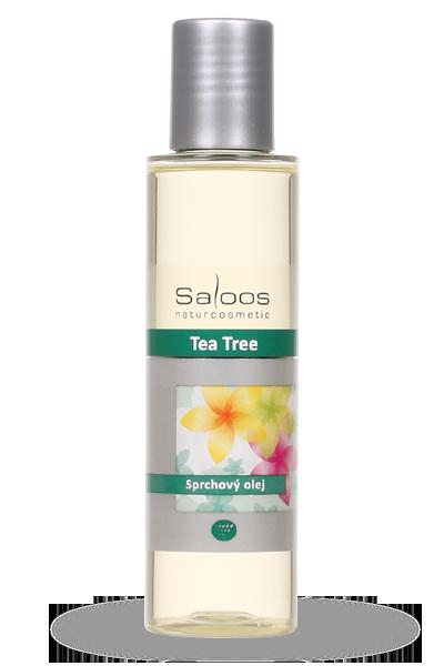 Saloos Tea tree - sprchový olej 125 125 ml