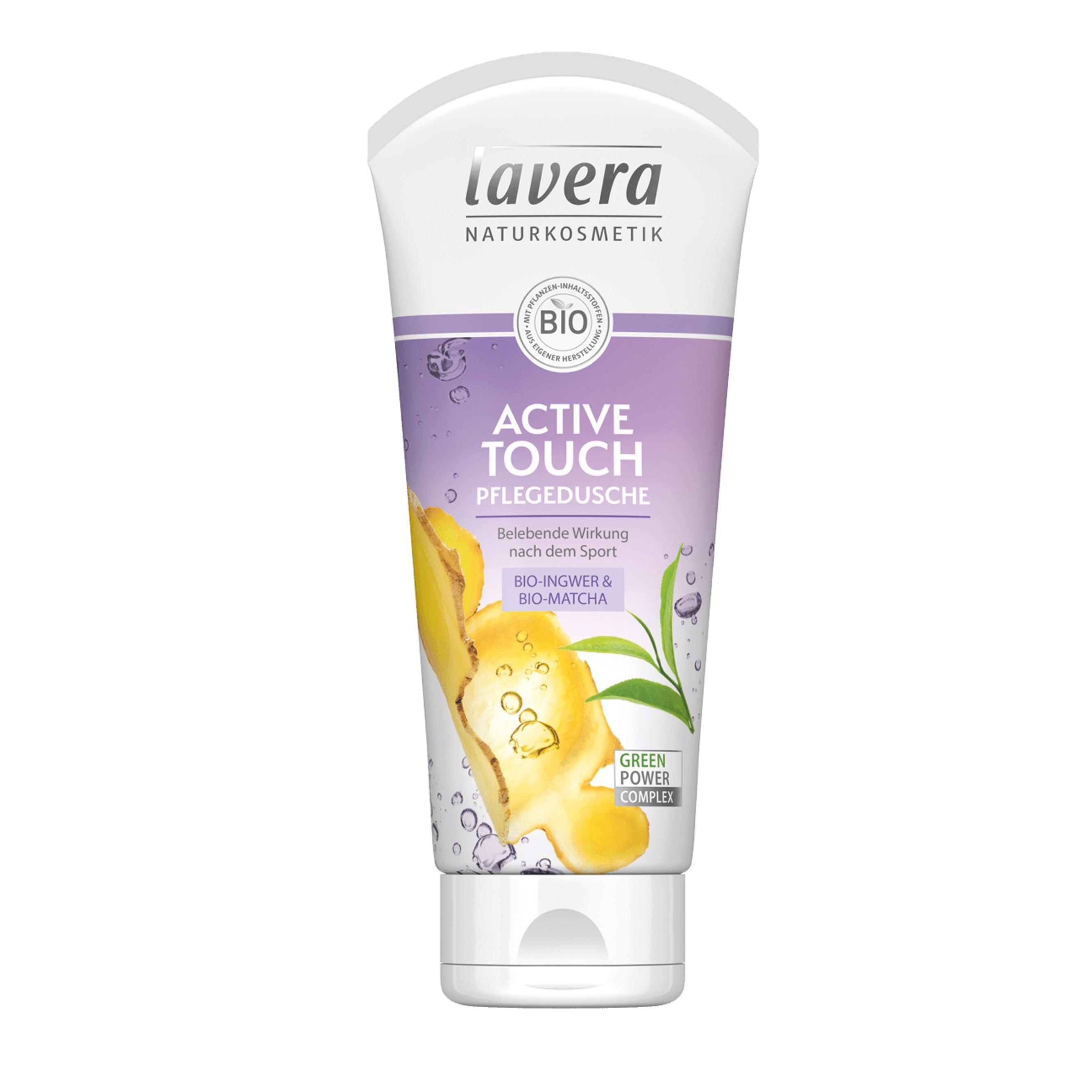 Sprchový gél Active Touch 200 ml Lavera