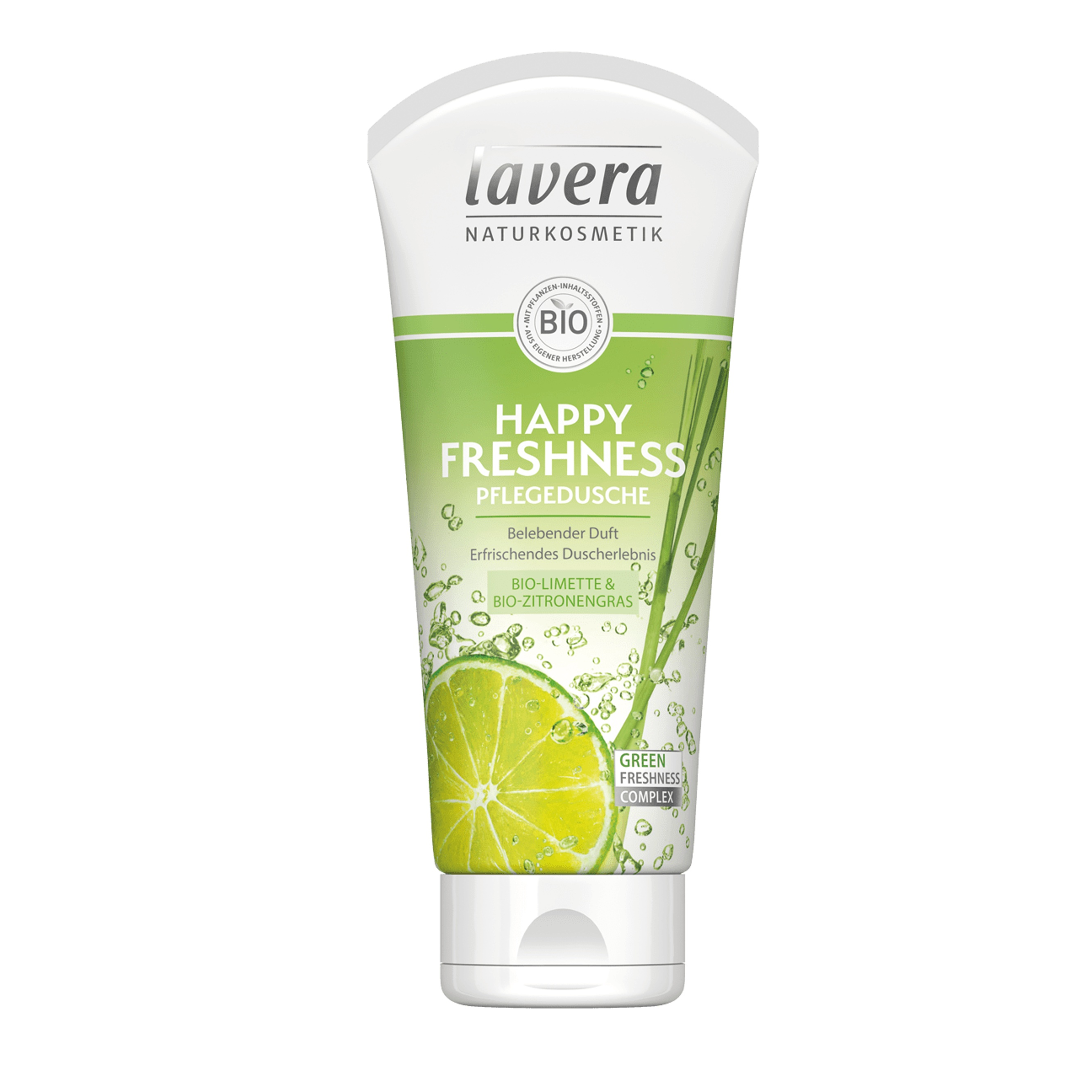 Sprchový gél Happy Freshness 200 ml Lavera