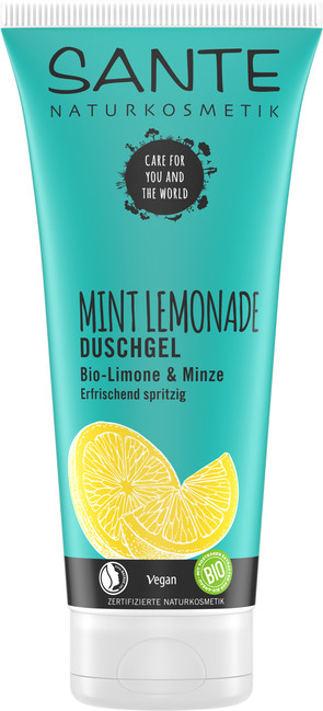 Sante Sprchový gél Mint Lemonade - 200ml 200ml
