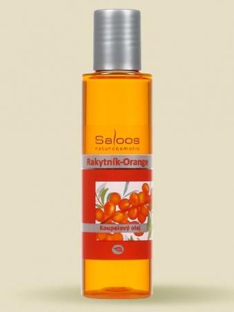 Rakytník - orange kúpeľový olej 125