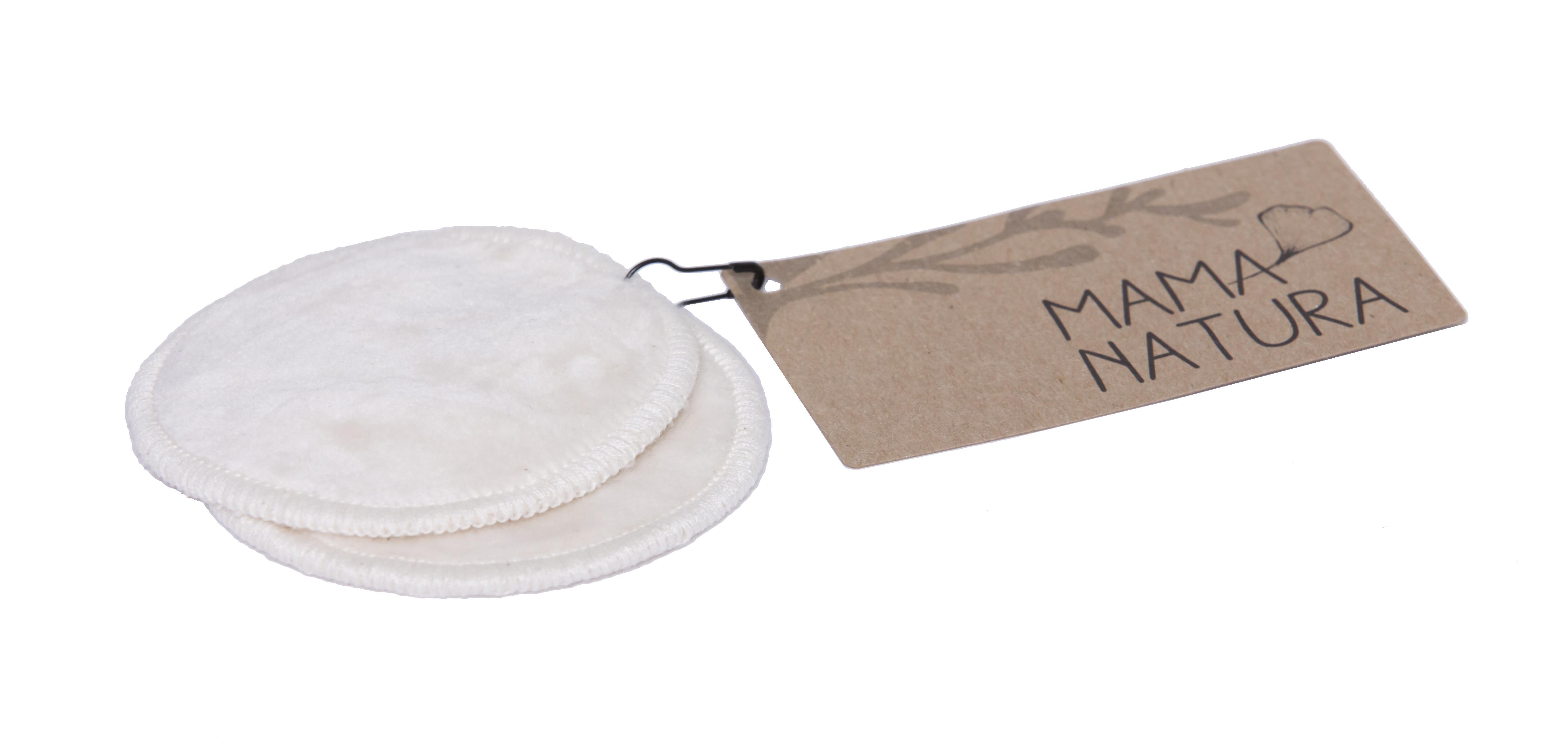 Tampón kozmetický zamat – malý (7 cm) 2 ks