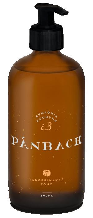 PÁNBACH Gél na riad - Tangerínka 500 ml