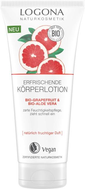 Telové mlieko BIO grepfruit - 200ml
