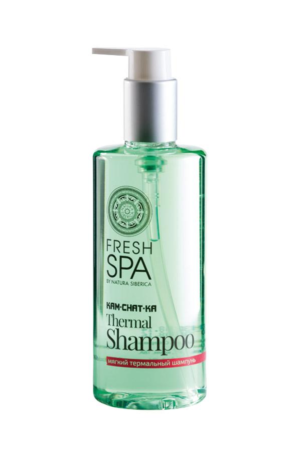 Natura Siberica Jemný termálny šampón *Kam-Chat-Ka* 300 ml