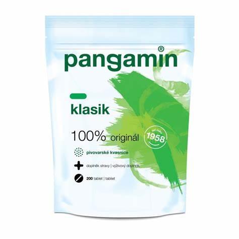 Pangamin PANGAMIN KLASIK Vrecko 200 tbl 200 tbl