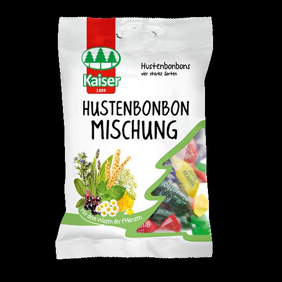 Zmes bylín proti kašľu (Hustenbonbon Mischung) 100g