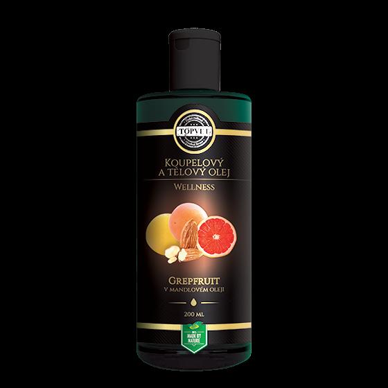 TOPVET Grapefruit v mandľovom oleji 200ml 200 ml