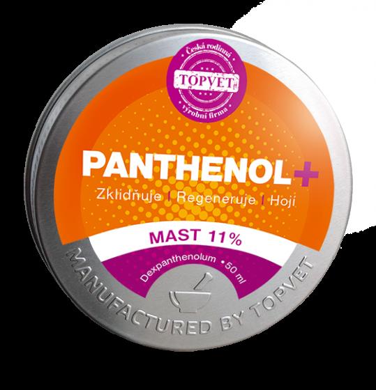 PANTHENOL + MAST 11% 50ml