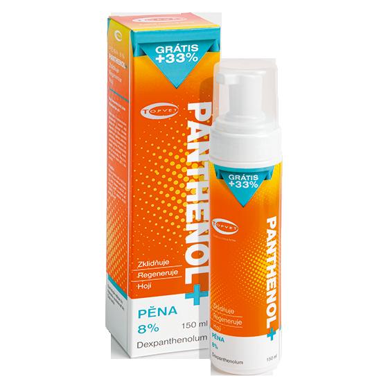 PANTHENOL + PENA 8% 150ml