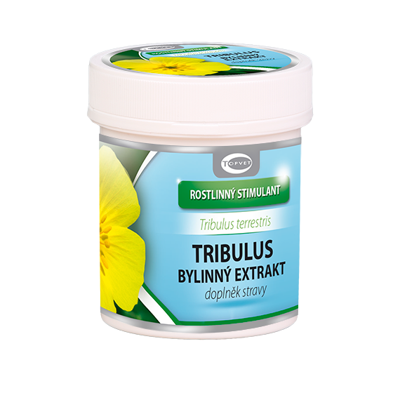 Tribulus bylinný extrakt