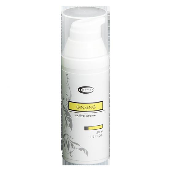 TOPVET Ginseng (ŽIEN ŠEN) - active creme 50ml 50 ml