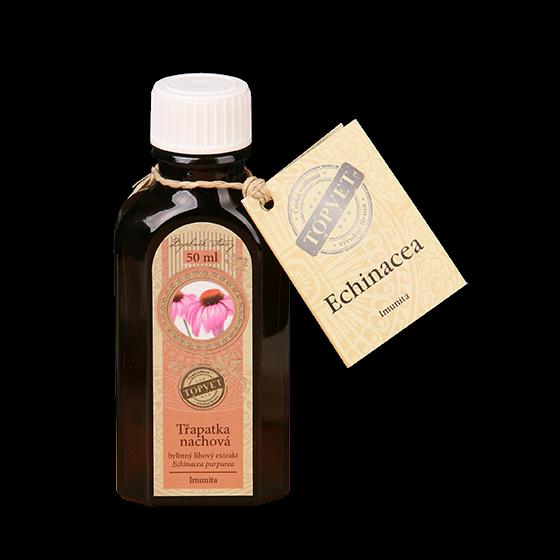 Echinacea tinktúra - kvapky 50ml